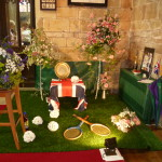 Virginia Wade, Ladies Champion in Wimbledon's Centenary Year by Suzie Walker & Margaret Hewitt