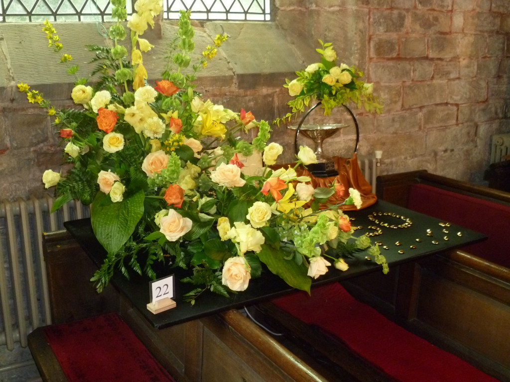 50 years of Britain in Bloom by Susan Davies in memory of Mavis Lewin & Neil Smith